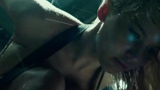 Jennifer Lawrence In Red Sparrow Nude, Tied & Tortured With Chilly Shower