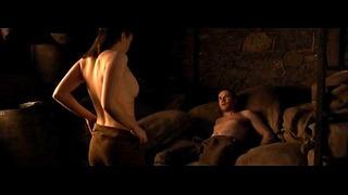 Maisie Williams Sex Scene From Got S08e02