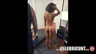 Rihanna Nude + Rude Male