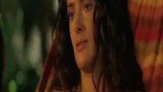 Salma Hayek After Sunset
