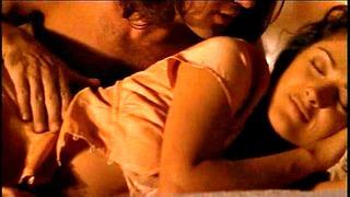 Salma Hayek And Antonio Banderas' Sex Scene From Desperado