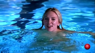 Scarlett Johansson Marvelous Moments Comp